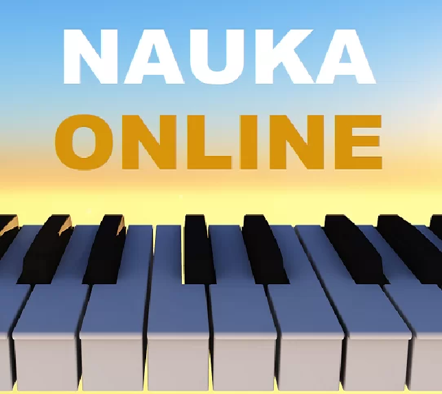 Nauka gry na pianinie online